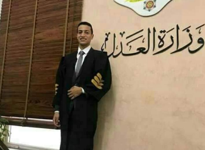 المحامي أحمد الذويب  .. الف مبروك