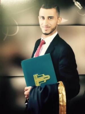 قصي الطراونة ألف مبروك التخرج