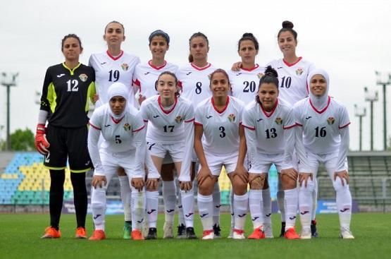 تراجع تصنيف المنتخب الأردني للسيدات إلى المركز 60 عالمياً