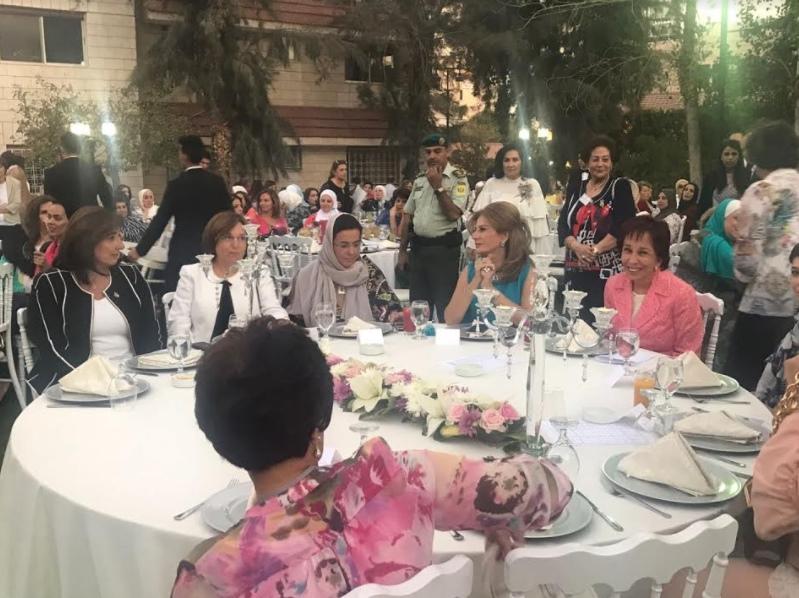 بنك ABC يشارك في رعاية العشاء الخيري لمبرة ام الحسين