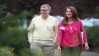 ماذا جنت ميلندا بعد طلاقها من بيل غيتس رابع أغنى رجل في العالم؟