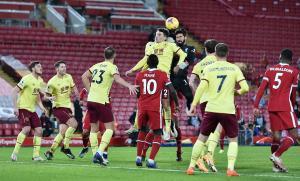 ليفربول يسقط في عقر داره أمام بيرنلي لأول مرة منذ 2017