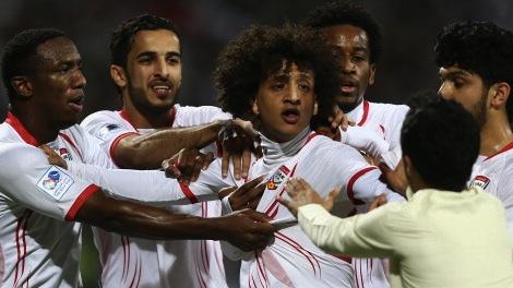 الإمارات تهزم العراق وتحرز لقب كأس الخليج