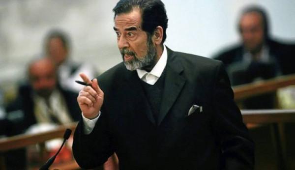 بالصور  ..  تعرف على العدو اللدود للشهيد الراحل صدام حسين  ..  تفاصيل