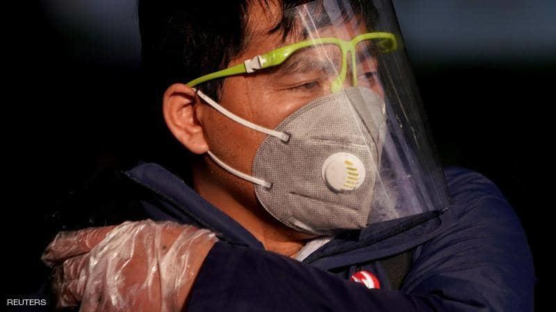 116 وفاة جديدة بكورونا في الصين