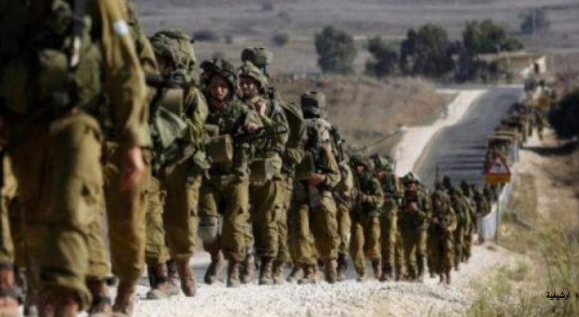 نتنياهو يقرر ارسال قوات اضافية لحدود قطاع غزة
