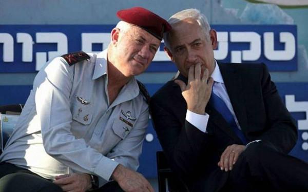 بيني غانتس رئيسا للكنيست الإسرائيلي