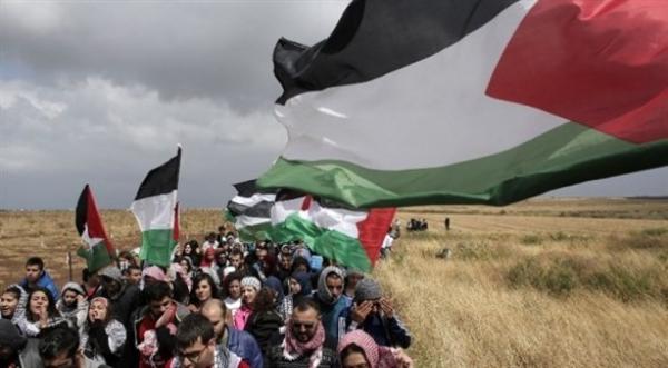 """غزة: تحضيرات لجمعة """"المقاومة خيارنا"""""""