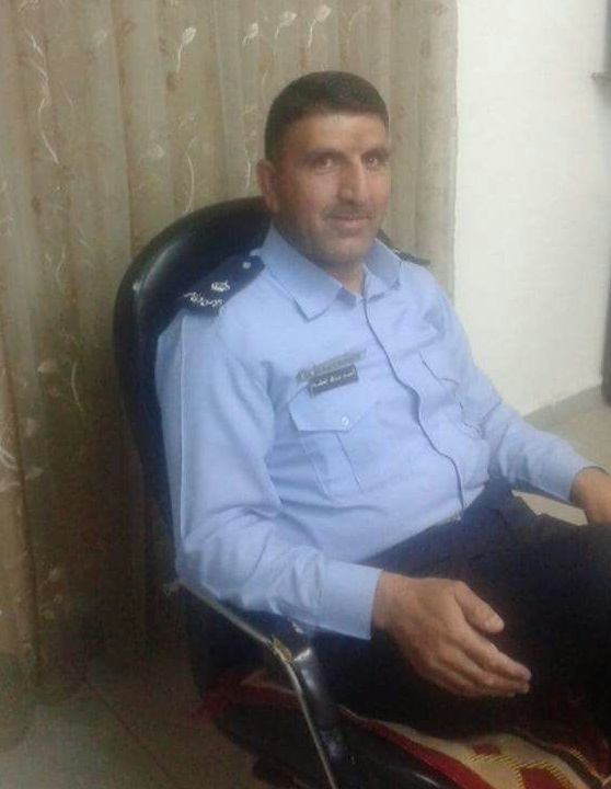 الرائد أحمد البرماوي مبارك التعيين
