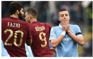 روما يستغل أخطاء لاتسيو ويحسم قمة متوترة في دوري ايطاليا