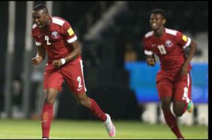 قطر تسجل 15 هدفاً في مرمى بوتان ضمن تصفيات آسيا المزدوجة