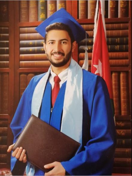 محمد شبيلات  ..  مبارك التخرج