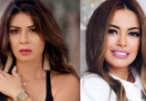 نجلاء بدر وداليا مصطفى في لقطة تثير الجدل من غرفة النوم