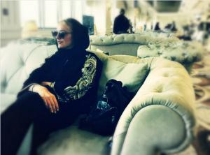 ماذا تفعل «السلطانة هويام» في السعودية؟: زيارة للمرة الأولى