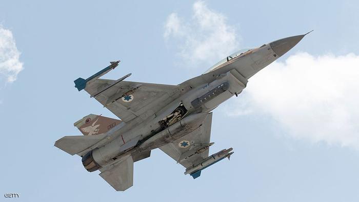 مقاتلات اسرائيلية تشن هجوماً على مواقع للجيش النظامي في الجولان