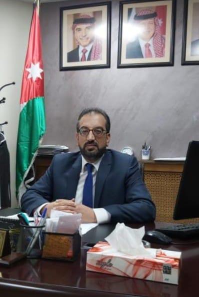 تهنئة لـ رائد آل خطاب بمناسبة تعينه مديراً للأرصاد الجوية