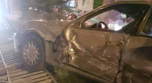 إصابة خمسة أشخاص إثر حادث تصادم في عمان