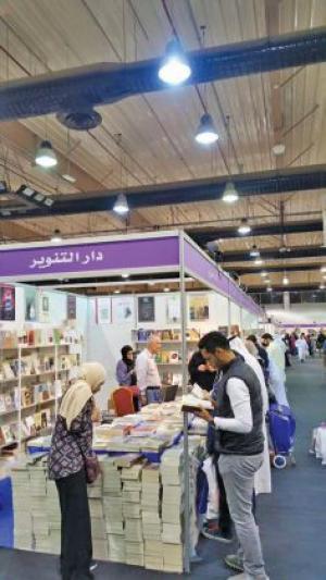 الرقابة تنهك الكتّاب في معرض الكويت