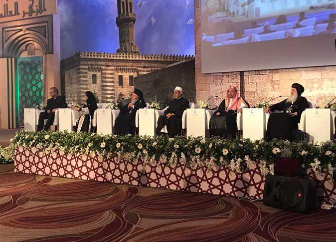 المشاركون بمؤتمر الأزهر لنصرة القدس يوجهون التحية لـعهد التميمي