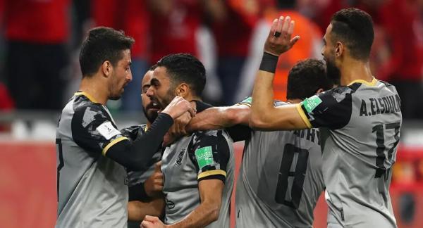 الأهلي المصري يحسم أمر حسين الشحات