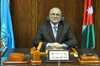 رئيس جامعة الزرقاء لسرايا: لا صحة لوقوع اعتداء على موظف داخل مكتب رئيس مجلس الادارة محمود أبو شعيرة