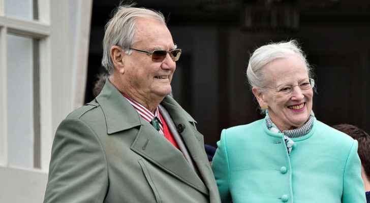 وفاة الأمير هنريك زوج ملكة الدنمارك