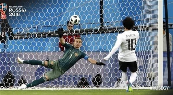 كأس العالم: مصر تخسر من روسيا بثلاثية .. فيديو