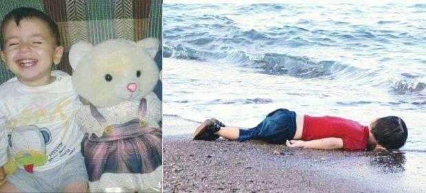 بالصور .. لقطات وفاة السوري تتصدر صحف العالم .. ماذا قالوا عنه ؟
