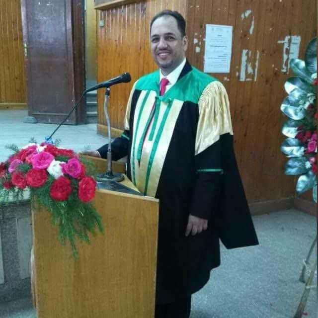 الدكتور حازم المدادحة مبارك