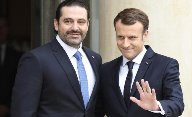ماكرون: بدون فرنسا لكان لبنان يخوض حربا الآن