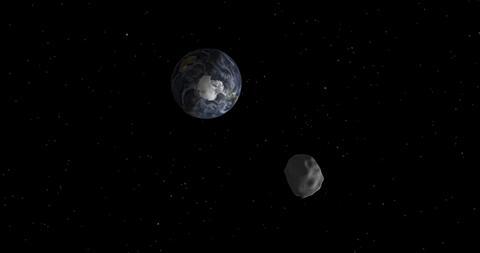 الاستراليون يترقبون مرور الكويكب بالقرب من الأرض