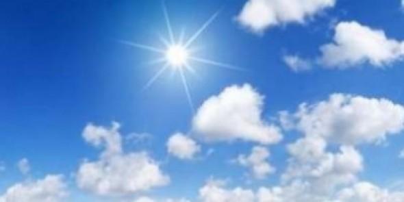 موجة حارة بإنتظار المملكة الاسبوع القادم وزخات مطر لاحقاً