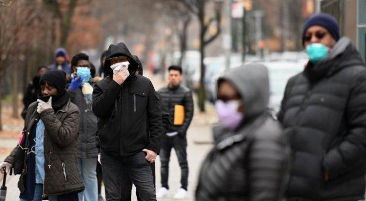 630 وفاة بكورونا في نيويورك في حصيلة يومية قياسية