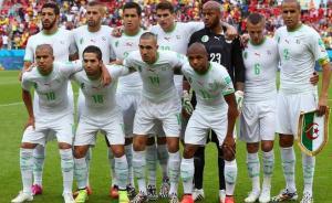 الفيفا: الجزائر تحتل المركز 15 عالميا