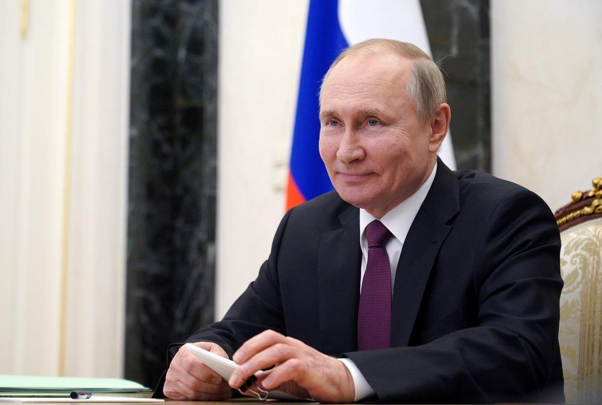 بوتين يكشف عن أسلوبه في تقوية مناعته
