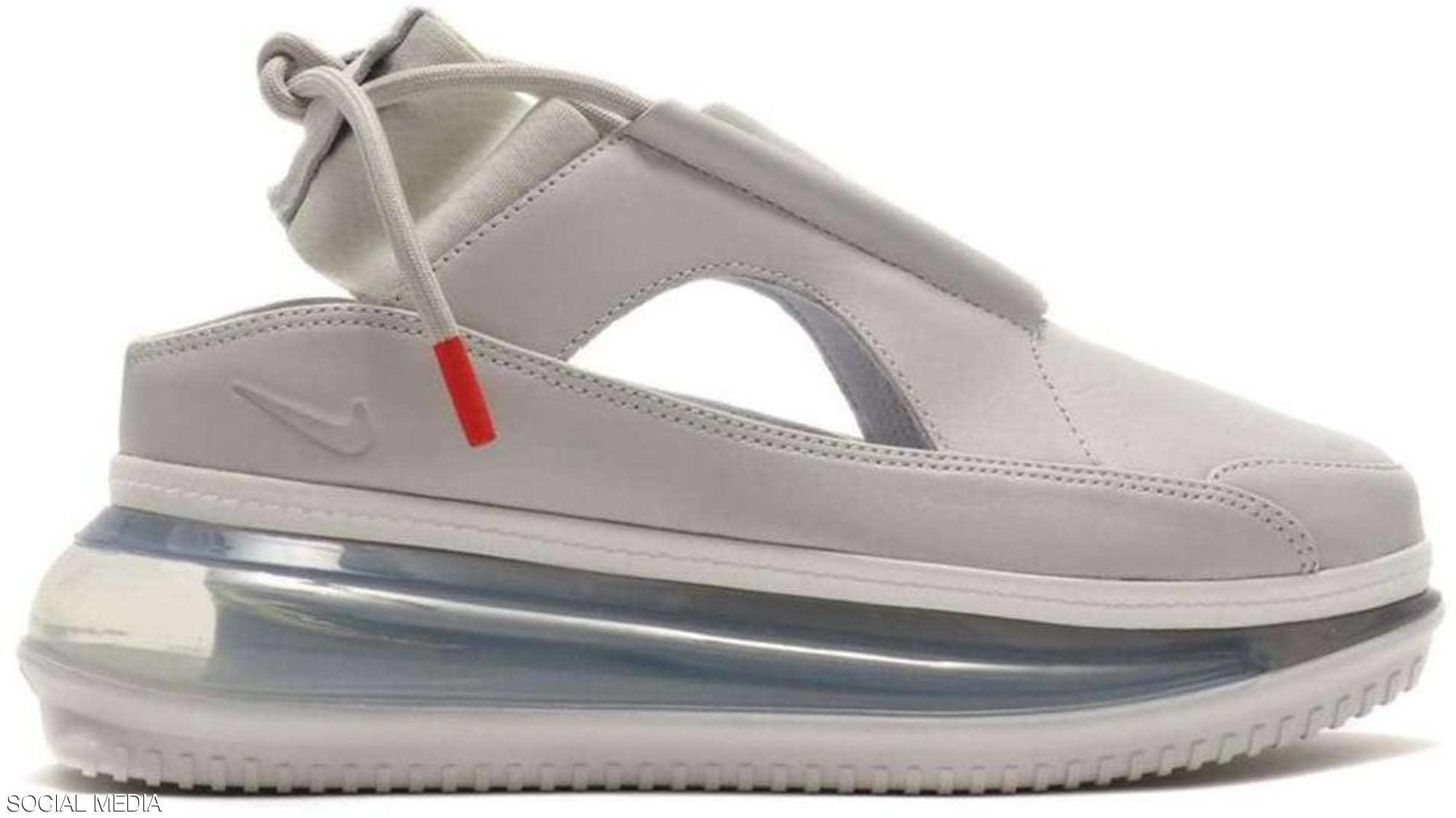 """حذاء """"المكواه"""" يثير السخرية من شركة """"نايكي"""""""