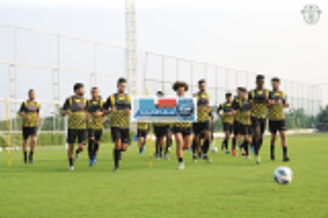 المنتخب الرديف يتأهب لملاقاة تركمانستان في تصفيات آسيا لكرة القدم