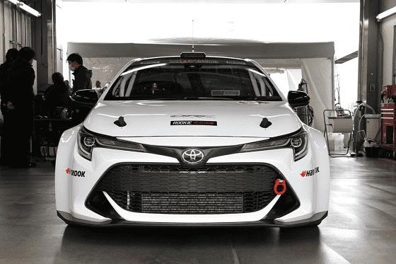 تويوتا تواصل تطوير تقنيات محرك هيدروجيني عبر رياضة سباقات السيارات
