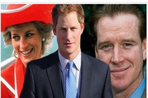 ظهور مستندات تلمح بان الأمير هاري ابن الحارس الشخصي للاميرة لديانا