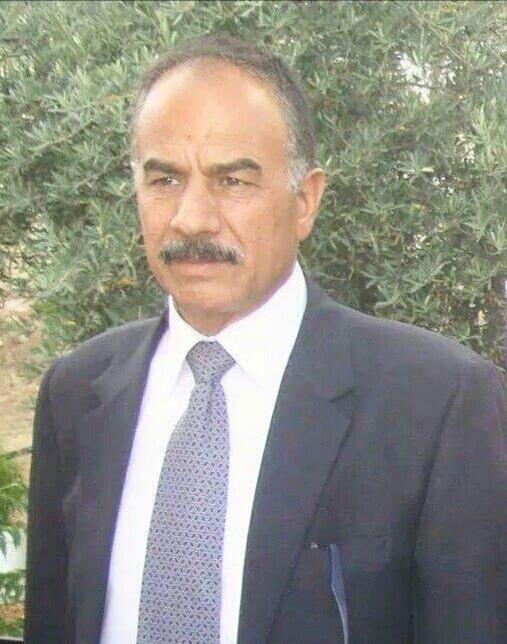 """الاستاذ """"عبد ربه قبلان الخزاعلة  """"مبارك الترفيع للدرجة الخاصة"""