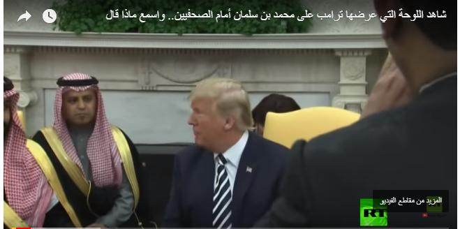 ما هو ثمن الصداقة الأمريكية السعودية؟