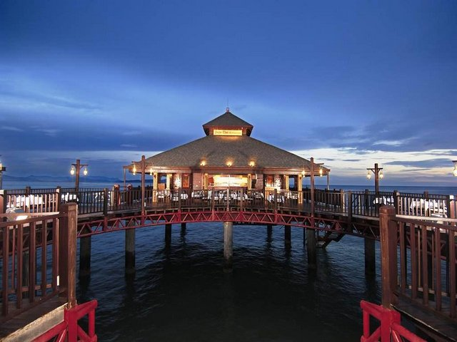 بالصور  ..  افضل فنادق لنكاوي للعرسان في ماليزيا