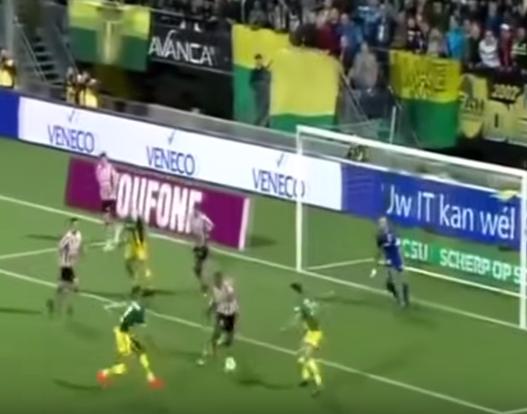 بالفيديو .. اجمل التصديات الاسطورية في كرة القدم 2017 / 2018