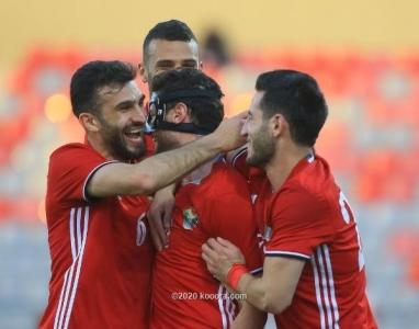 منتخب الأردن يضع خطة إعداد شاملة للتصفيات الآسيوية