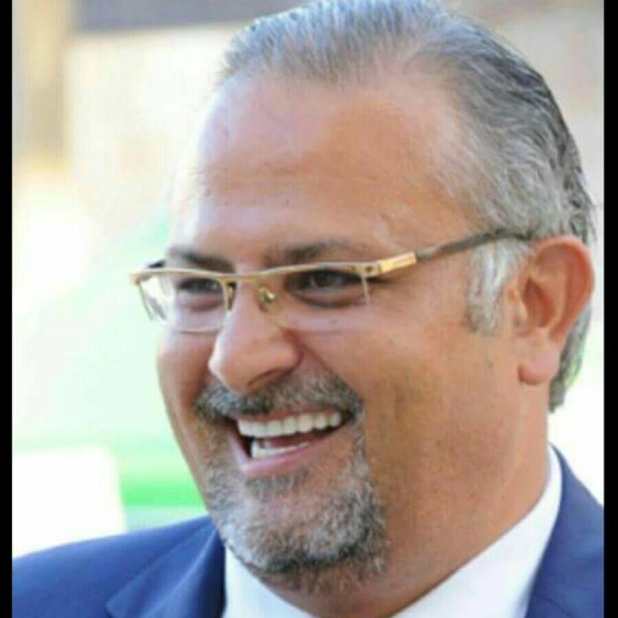 عيد ميلاد كمال البكري مدير عام القاهره عمان