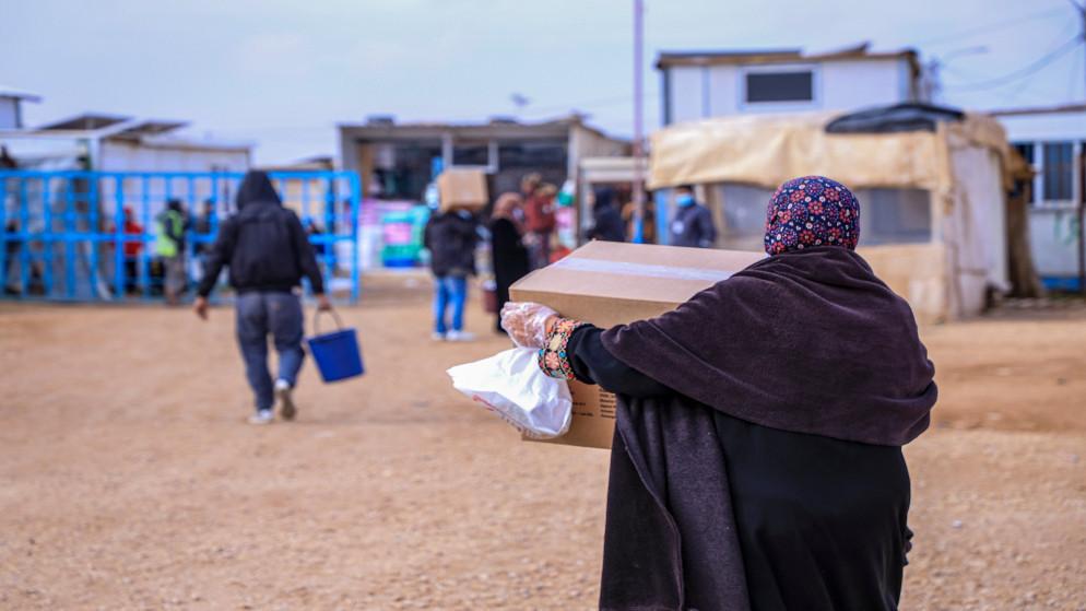 تمويل طارئ من كندا بقيمة 3.2 مليون دولار للاجئين السوريين في الأردن