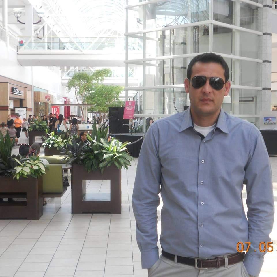 المهندس أحمد خمايسة  مبارك المولود  (إيڤان)