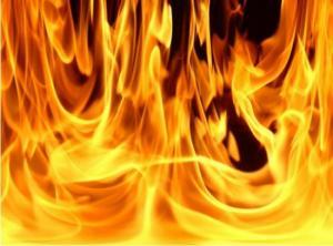 حريق يلتهم 75 دونم في وادي الريان