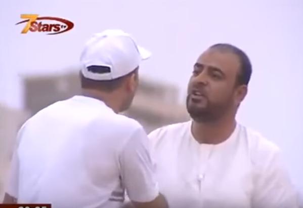 بالفيديو  .. كاميرا خفية أردنية
