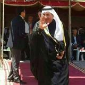 النائب السابق سالم الهدبان يعلن عدم ترشحه للانتخابات